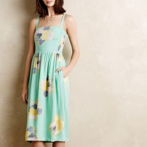 Anthropologie Corey Lynn Calter Sketchbook Dress